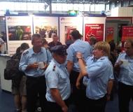 Impressionen der Interschutz 2014