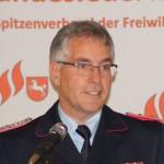 LFV-Präsident Karl-Heinz Banse.