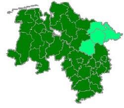 Karte Lüneburg 2