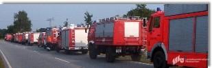 Feuerwehrausschuss Technik unterwegs