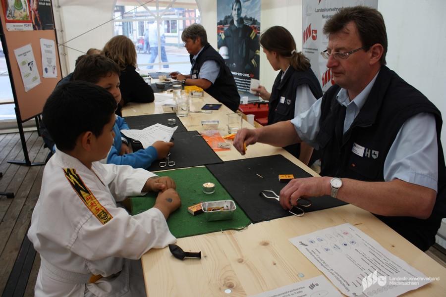 Tag der Niedersachsen 2011 - Kennenlernen