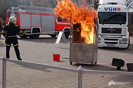 Koordinierungsstelle Brandschutzerziehung