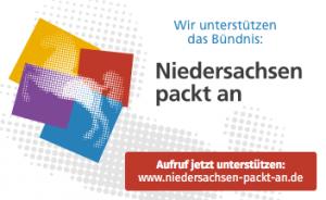 Niedersachsen packt an……