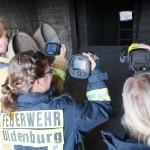 In einem der angebotenen Work-Shops wurden die Einsatzmöglichkeiten von Wärmebildkameras demonstriert und konnten praktisch ausprobiert werden.