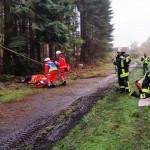 25.10.2016 – Katastrophenschutzübung auf dem Bundeswehrflugplatz Faßberg – Über 250 Einsatzkräfte arbeiteten eine der größten Einsatzübungen im Landkreis Celle ab