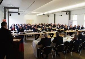 Die 20. Landesverbandsausschusssitzung fand im MMI-Hotel in Braunschweig statt.