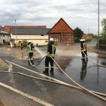 18.05.2017 – Unwettereinsatz Gemeinde Vechelde OT Vallstedt