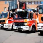 16.07.2017 – Schwerer Verkehrsunfall mit sechs verletzten Personen