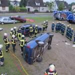 14.07.2017 – Gemeinsame Ausbildung THW und Feuerwehr