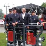 17.08.2017 – Neue Drehleiter an Feuerwehr übergeben