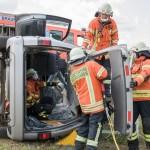 16.09.2017 – Großübung der Feuerwehrbereitschaft Braunschweig