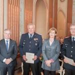 29.09.17 – Wolfgang Schulz und Harald Herr werden zu Ehrenbrandmeistern ernannt