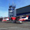 09.08.2020 – Hannover – Waldbrandgefahr – Der Feuerwehr-Flugdienst ist wieder im Einsatz