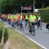 13.08.2018 – Die Feuerwehr bewegte – 120 Fahrradfreunde fuhren mit dem Kreisfeuerwehrverband