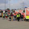 22.09.2018 – Großübung Flugzeugabsturz bei Flechtorf