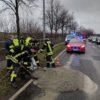 07.01.2019 – Feuer, Diesel und Beton – Wolfenbüttels Feuerwehren seit heute Mittag im Einsatz