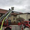 03.03.2019 – Dachstuhlbrand in Pöhlde