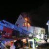 22.04.2019 – Dachstuhlbrand in Herzberg