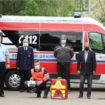 25.05.2020 – Neuer Defibrillator für die First Responder der Ortsfeuerwehr Thune