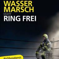 Polizei und Feuerwehren in Niedersachsen starten Kampagne gegen Gewalt – #schlussdamit