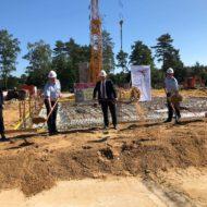 Feuerwehrpräsident Karl-Heinz Banse fördert die Aus- und Fortbildung an der NABK Celle-Scheuen