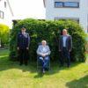 19.07.2020 – 80-Jährige Mitgliedschaft in der Freiwilligen Feuerwehr Kalefeld