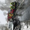 17.01.2021 – Feuerwehr befreit drei schwer Verletzte nach Unfall
