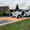 03.04.2021 – Schwerer Verkehrsunfall fordert ein Todesopfer in Wirdum