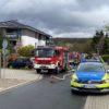 05.05.2021 – Dramatischer Brandeinsatz in Herzberg – Zwei Personen über Drehleiter gerettet