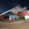 09.06.2021 – Feuer in Biogasanlage – Großeinsatz der Krummhörner Feuerwehr
