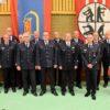 Ehrungen für verdiente Feuerwehrangehörige aus dem Landkreis Harburg