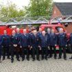 Über 240 Jahre Feuerwehr-Zugehörigkeit – Ehrungen bei Mitgliederversammlung der Feuerwehr Aurich